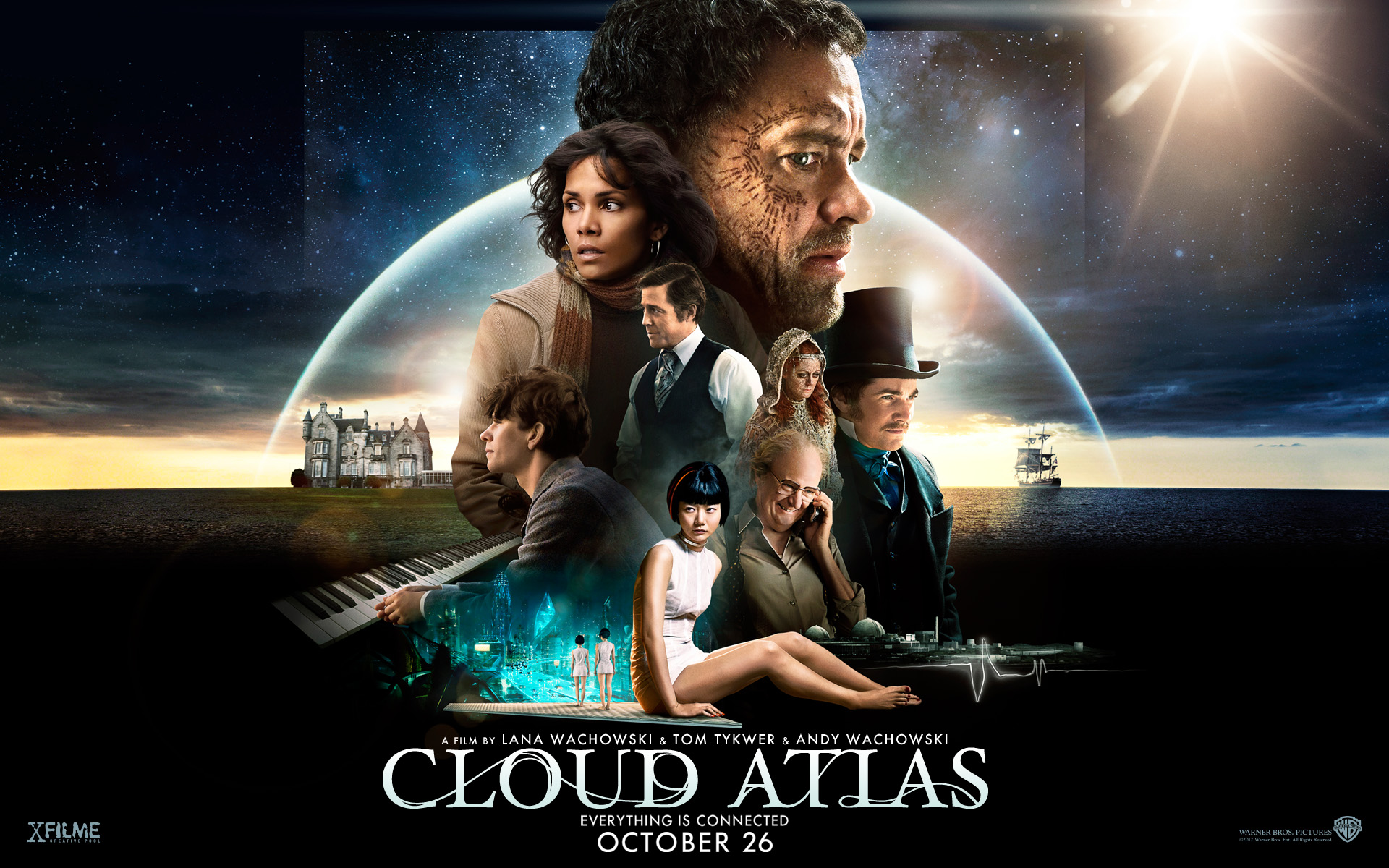 Cloud Atlas 電影