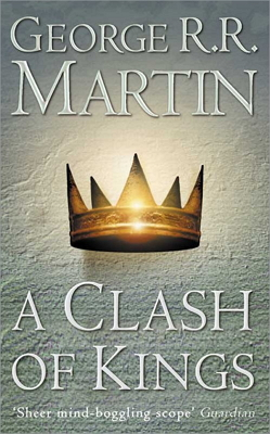 Book Cover - A Clash of Kings